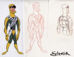 Kim Possible henchman by stephensilver