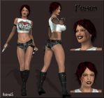 Poison - L.F. Punisher Villain by hotrod5