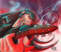 Brutal Legend by roemesquita