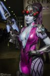 Widowmaker from convention by arienai-ten