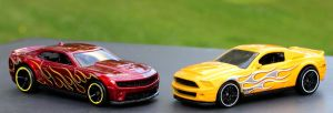 Muscle Cars by boogster11