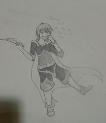 ST Chara by AbyssinalPhantom