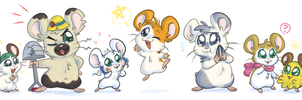 little hamsters big adventures by ipp
