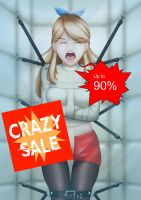 Crazy Sales! by Akabane85