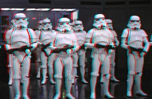 Troops 3-D by MVRamsey