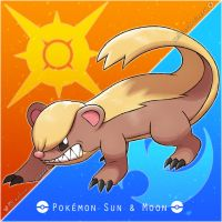 019 Yungoos - Sun and Moon Project