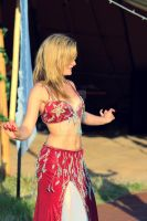 belly dance portrait 8 by lucyparryphotography