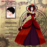 .:ROT Application: The Queen of Hearts :. updated by Mowwiie