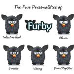 Furby's Personalities by BeppasCreations