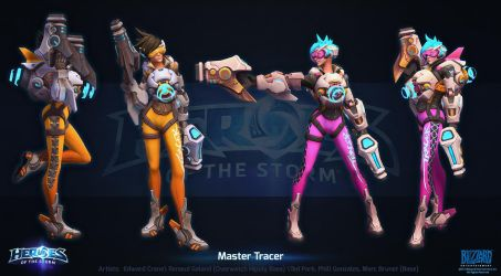 Master Tracer by Azetlor