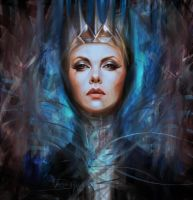 Queen by Olga-Tereshenko