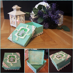 Mint Jewelry Box by Jessito