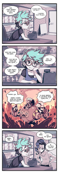 Negative Frames - 24 (Korean Translated) by JamesKaret