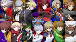 Blazblue Cross Tag Battle Teaser Wallpaper 4 by PhotographerFerd