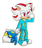 Commish6: MariaTheHedgehoge by Skellyd00d