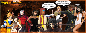 Final Fantasy Halloween Sig by TheMissingCloud