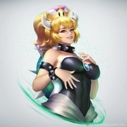 Koopa princess by NeoArtCorE