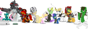 Zodiac Clan Project Horizons by Vector-Brony