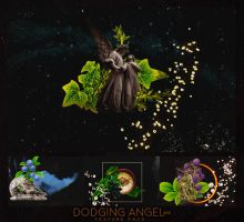 Dodging Angel  Texture Pack #10 by LilithDemoness