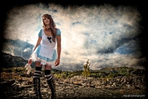 Alice in Wonderland by stargirlphotography