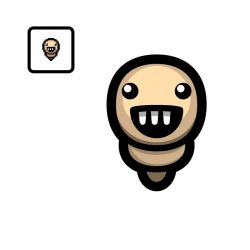 Vectorized Isaac Week #62: Little Chubby by giftedscholar