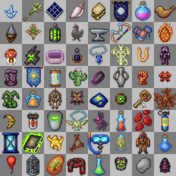 [PickCrafter] Items (Mostly) by Balduranne