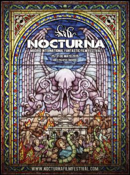 Nocturna Film Festival 2015 by MB-CG