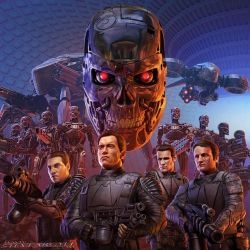 Terminator Genisys : Rise of the Resistance by SteveArgyle