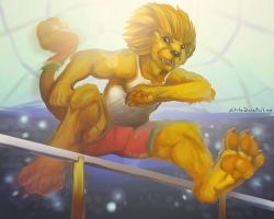 Go Leo by Zhiibe