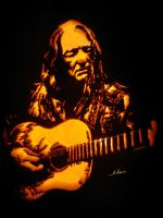 Willie Nelson by Revelation-Six