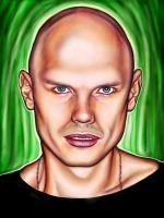 Billy Corgan by moMaslin