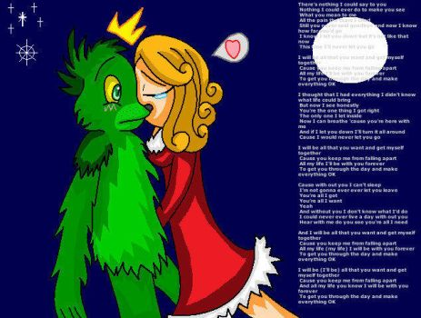 Grinch X Martha May by Fire-Blast-Scotland