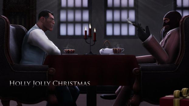 [SFM] - Holly Jolly Christmas by Auxsium