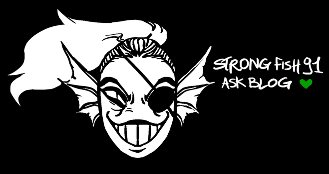 Ask Undyne by LiLaiRa