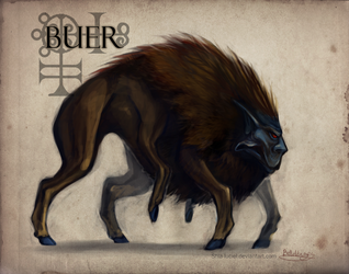 Buer concept by Serpentwined