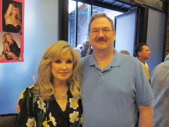 Morgan Fairchild and I 1 by wemayberry