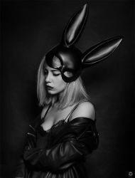 Black Rabbit by LidiaVives