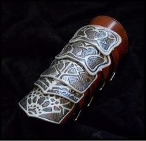 Altair's Bracer by SteamViking
