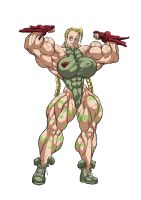 Pumped-Up Cammy by too22202