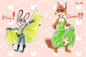 Zootopia by kittycat291096