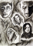 Harry Potter by PerseCore