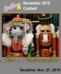 2015 November Contest: The Nutcracker by Asatira