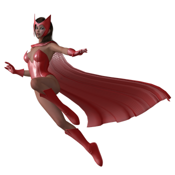 Scarlet Witch by rage69