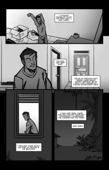 The Girl Out My Window - Page 03 by agamarlon