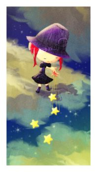 star marionette by Thiefoworld