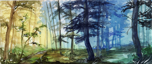 The Forest by Darya87
