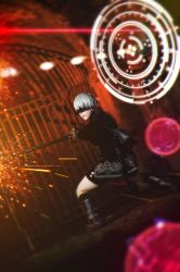 NierAutomata: Android Type 9S by Smexy-Boy