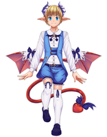 Monster Boy Encyclopedia #2: Alice by SourShockX