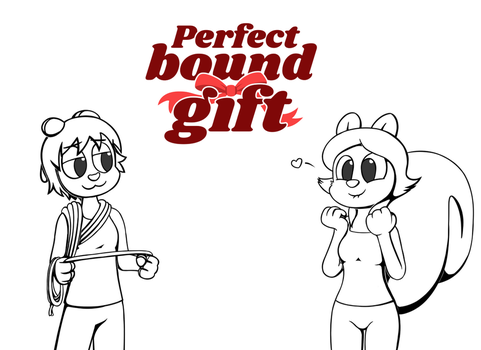 Perfect bound gift banner (New comic project) by CreamGag