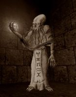 Mind Flayer by Mortis-of-midian
